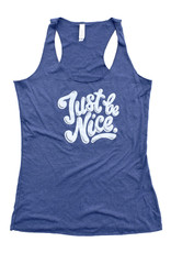Just Be Nice Tank Top - PREORDER