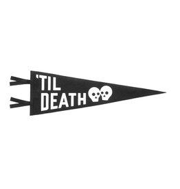 Til Death Wedding Pennant