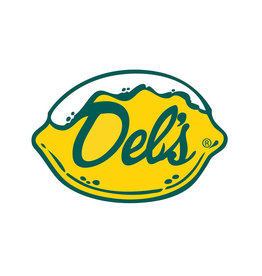 Del's Lemon Sticker