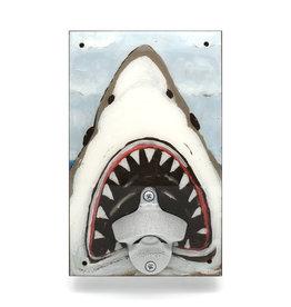 Shark Attack Bottle Opener