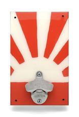 Rising Sun Bottle Opener
