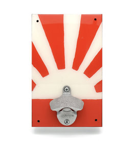 Rising Sun Bottle Opener