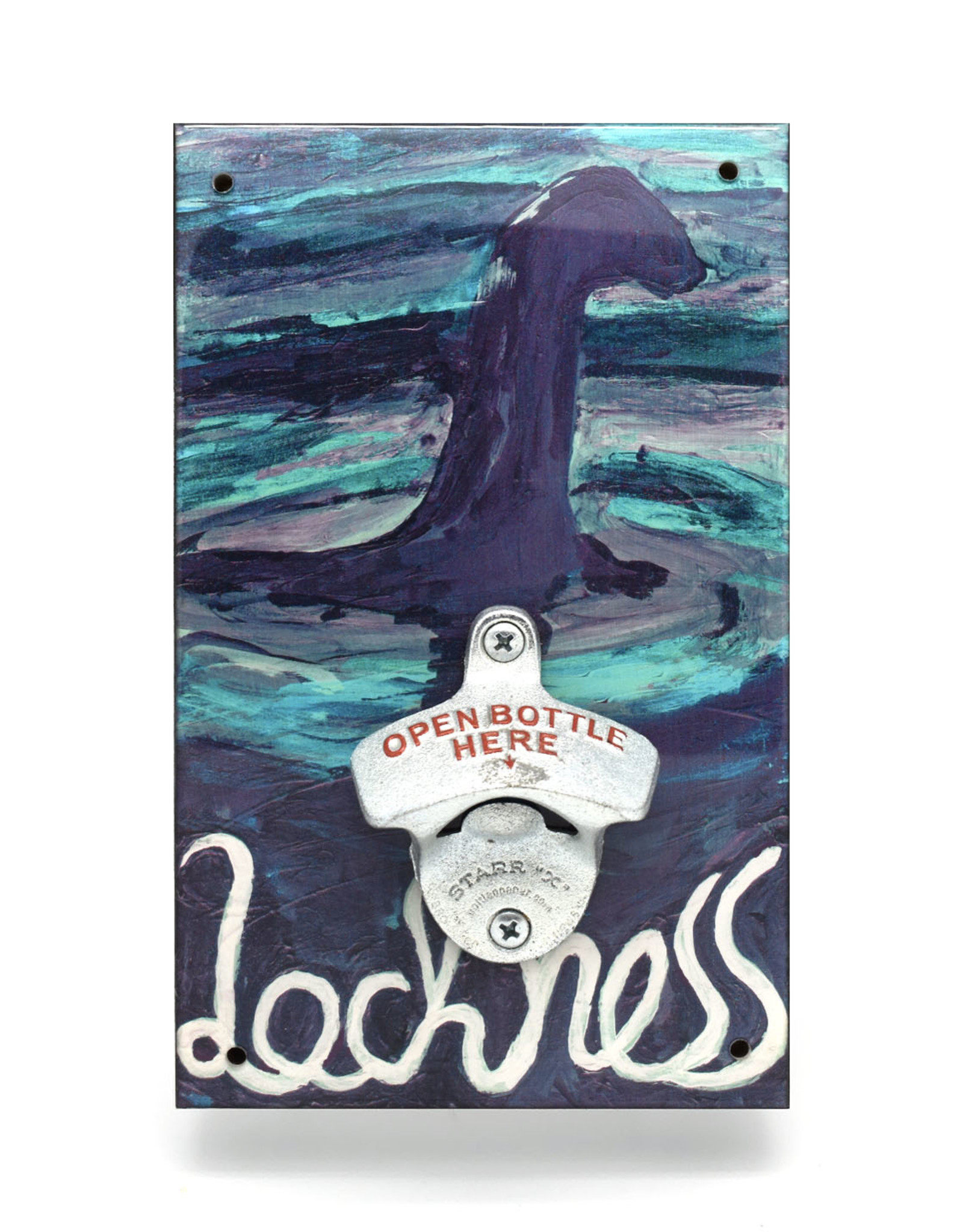 Loch Ness Monster Bottle Opener