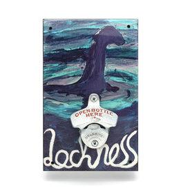 Loch Ness Monster Bottle Opener