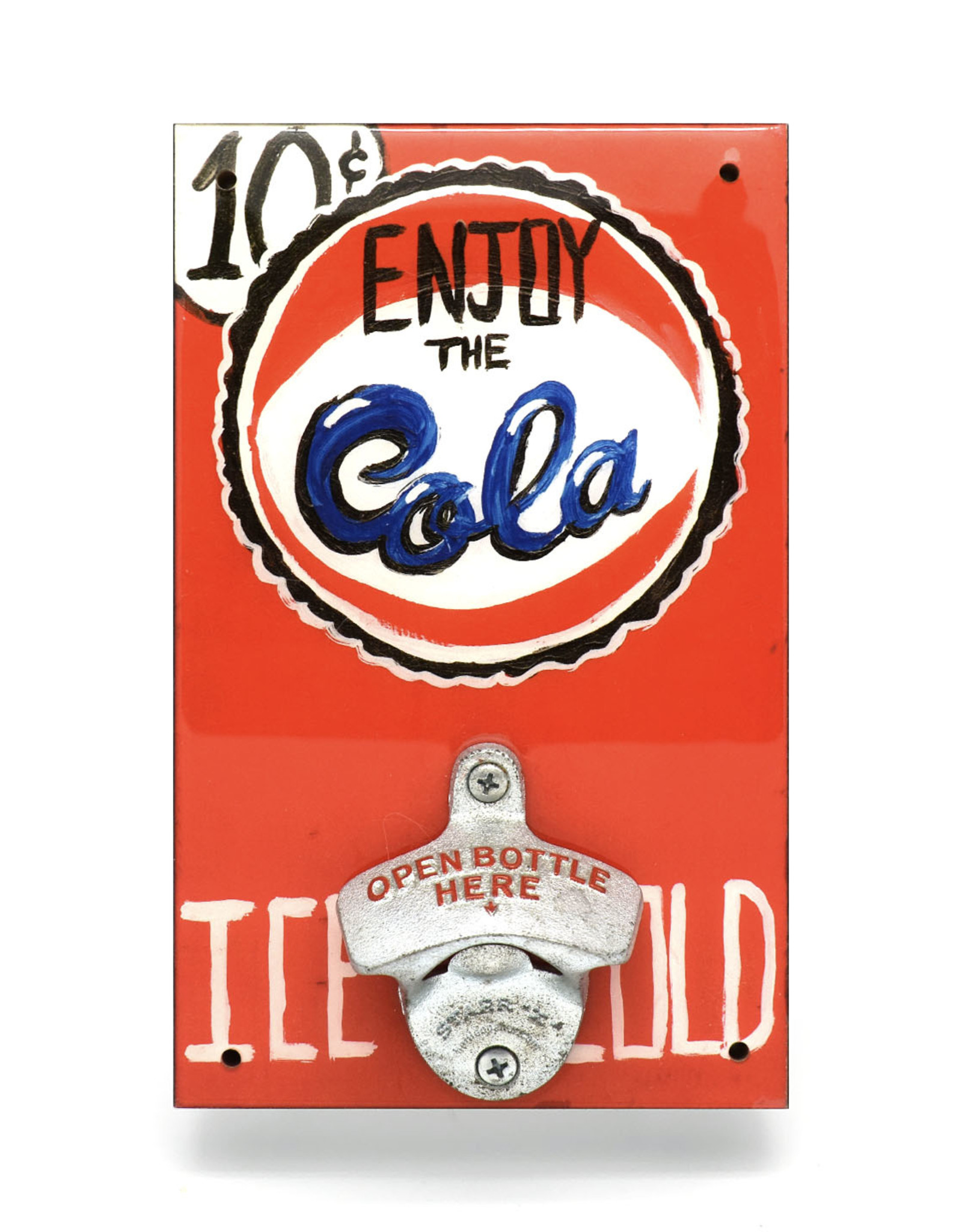 Cola Bottle Opener