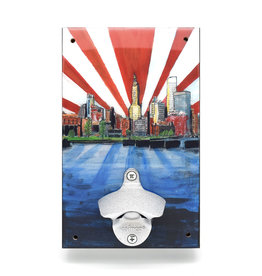 Providence Skyline Bottle Opener