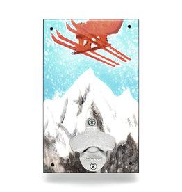 Ski Lift Bottle Opener