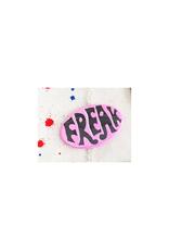 Freak Button Pink