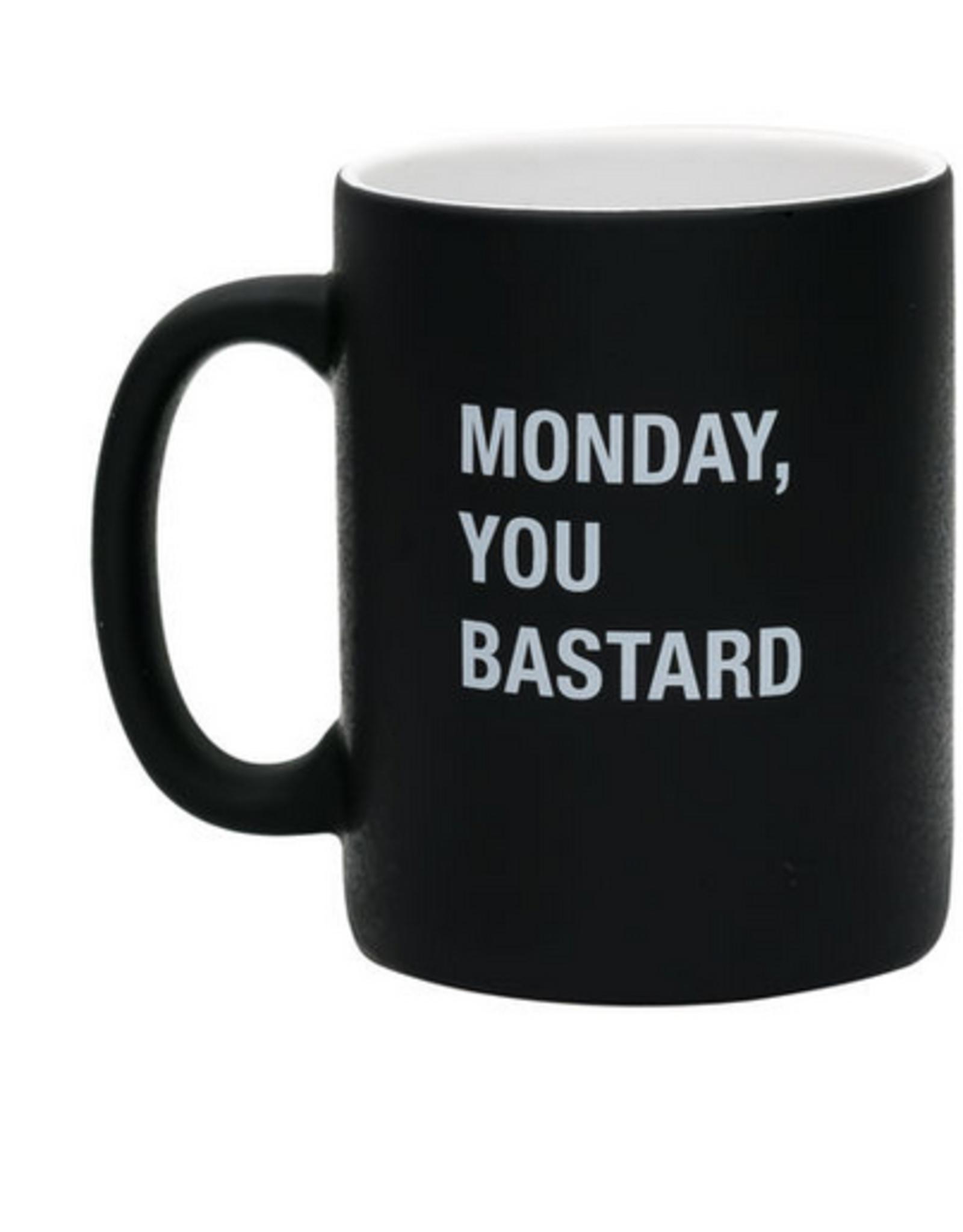 Monday, You Bastard Mug