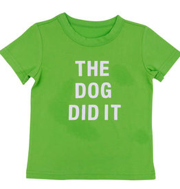 The Dog Did It Toddler T-Shirt