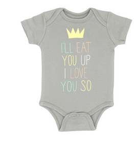 I'll Eat You Up Onesie