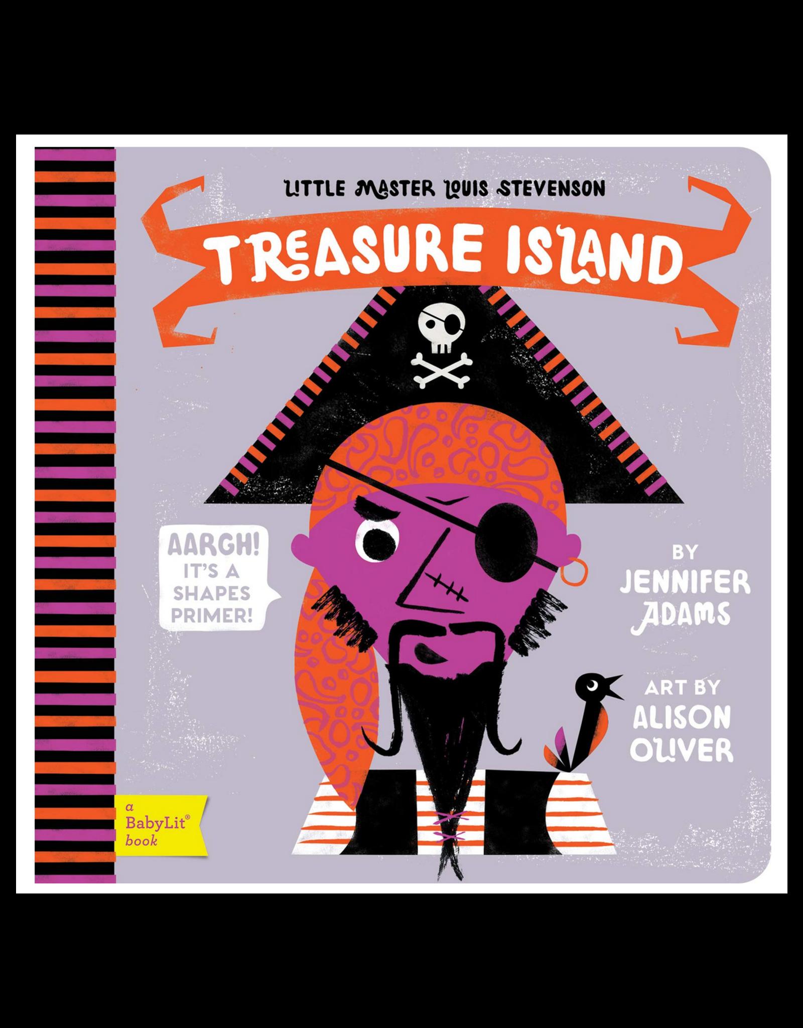 Treasure Island Baby Lit