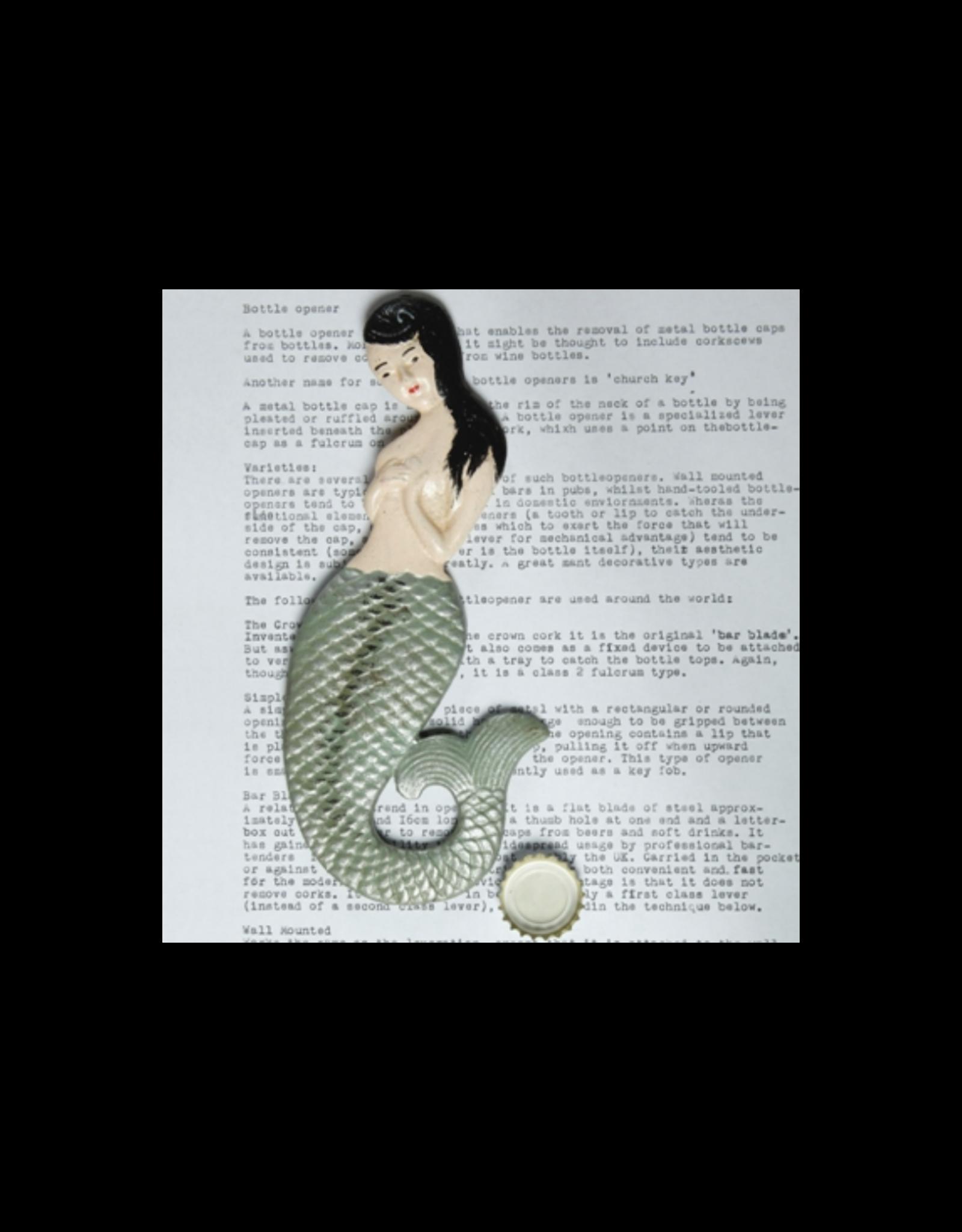 La Sirena Mermaid Bottle Opener