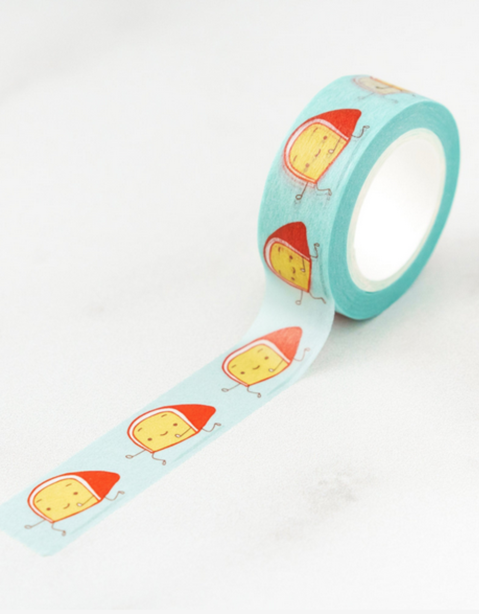Cheese Chase Washi Tape
