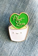 Plant Lover Enamel Pin