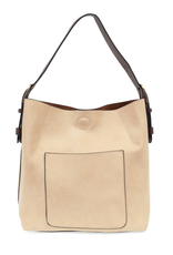 Classic Hobo Coffee Handle Handbag
