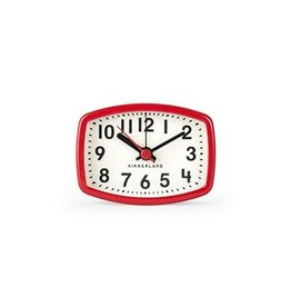 Magnetic Alarm Clock, Red