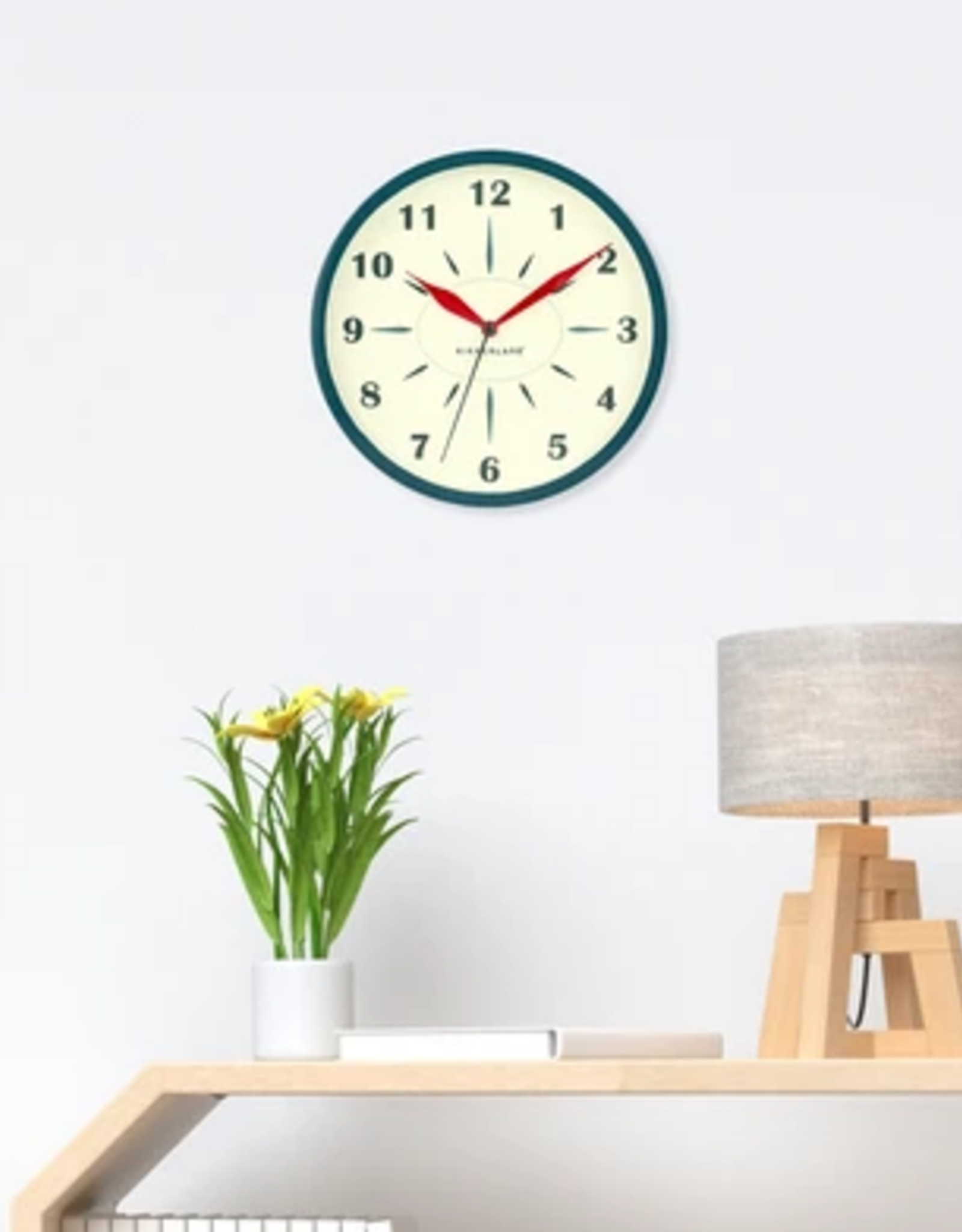 Britannic Wall Clock