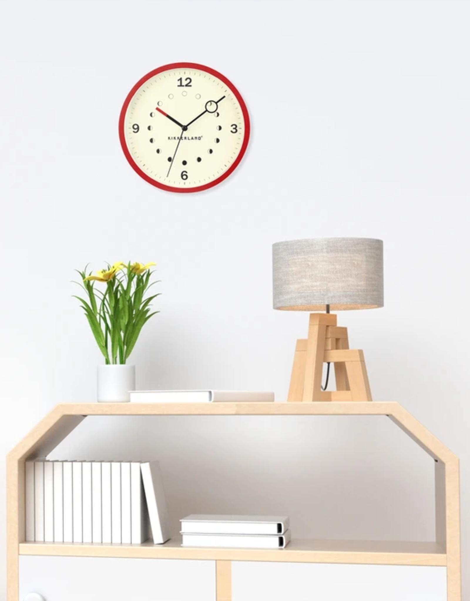 Lunaris Wall Clock