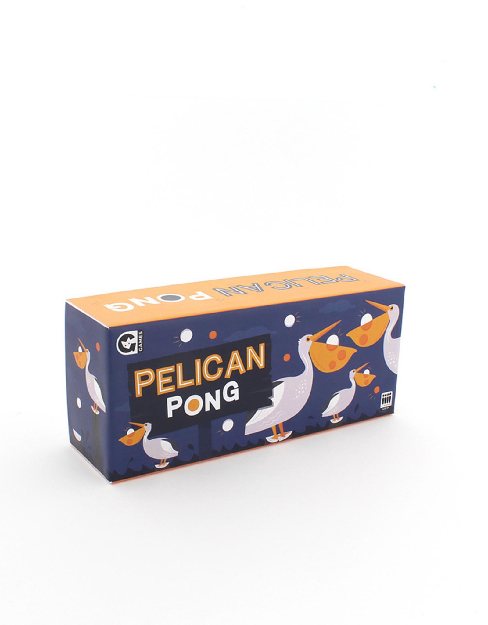 Pelican Pong Game