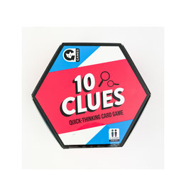 10 Clues Card Game