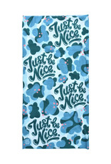 """Just Be Nice"" Tube Bandana/Face Covering"