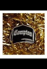 Compton Hat Enamel Pin