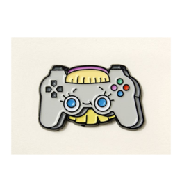 Good Game Controller Jenny Pin