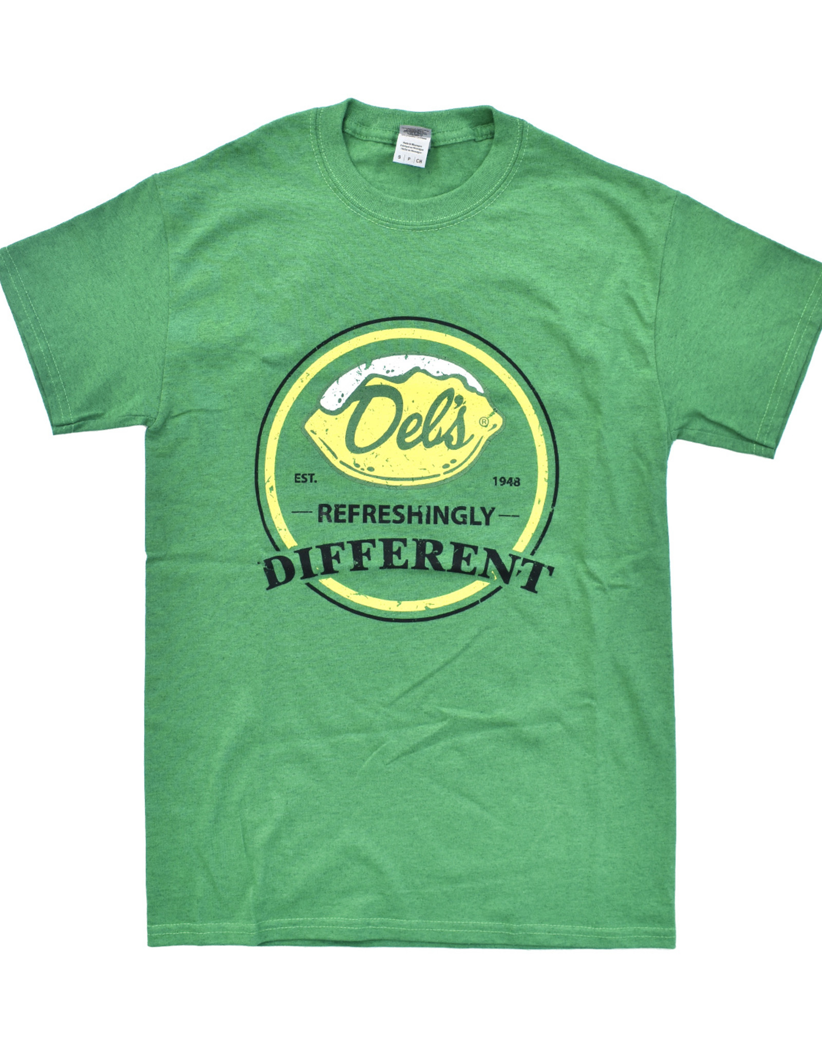 Del's Refreshingly Different T-Shirt