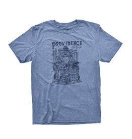 Providence Cityscape T-Shirt