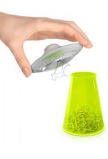 Filing Saucer Paperclip Dispenser
