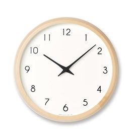 Campagne Natural Clock