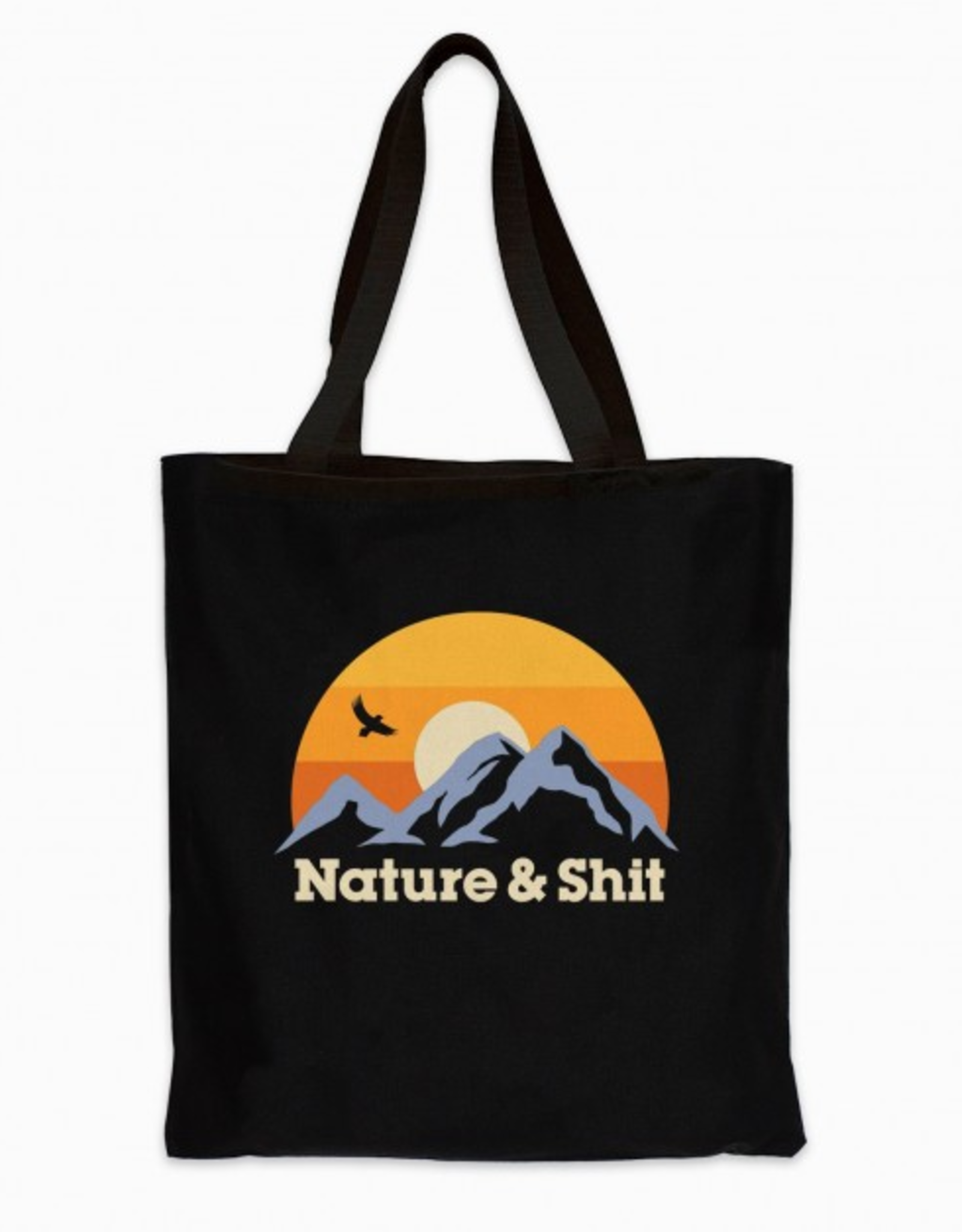 Nature and Shit Tote