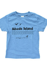 3% Bigger at Low Tide Toddler T
