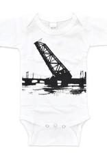 Train Bridge Onesie