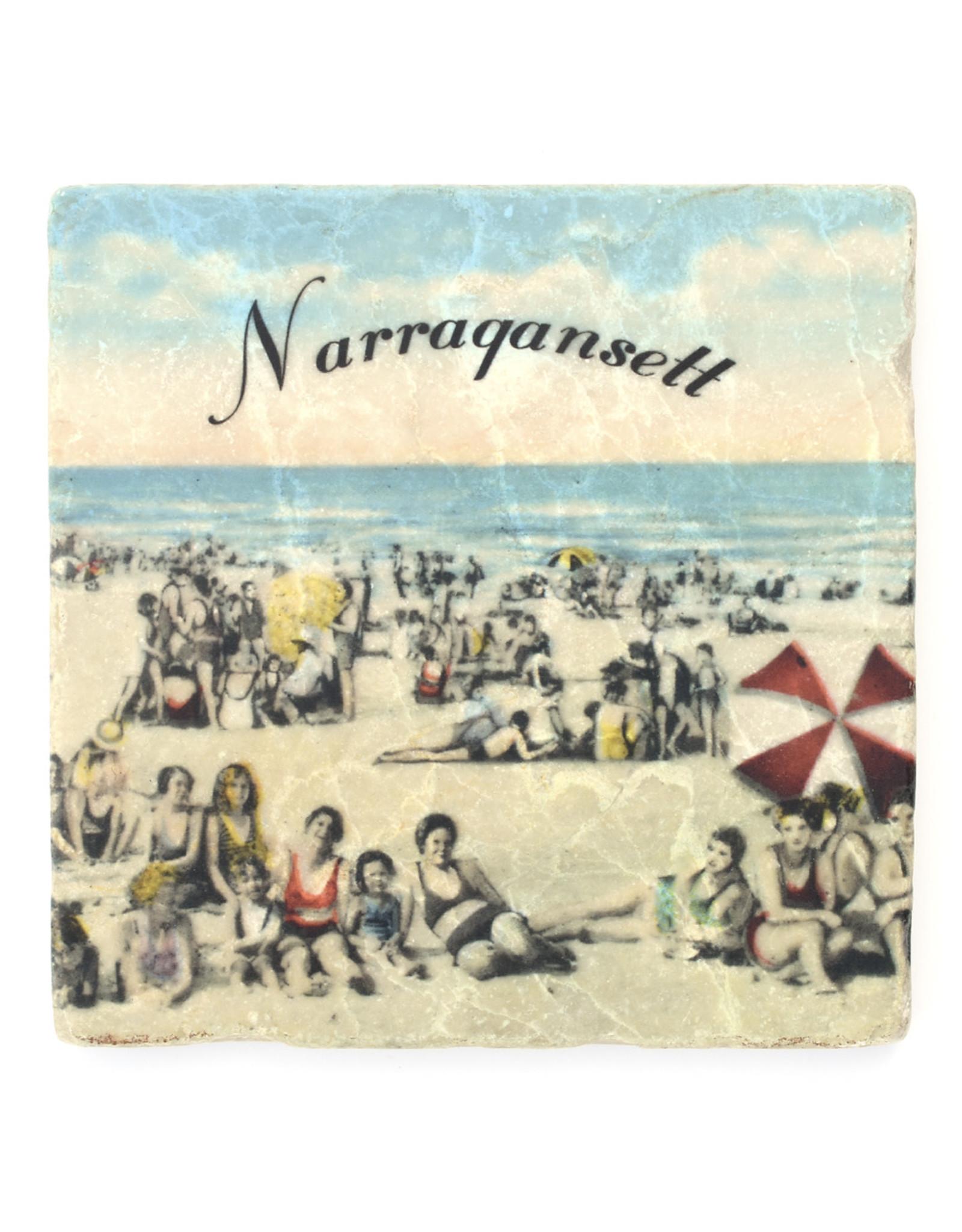 Narragansett Beach Coaster