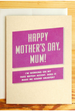 Happy Mother's Day, Mum Greeting Card