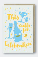 This Calls For Celebration! Greeting Card