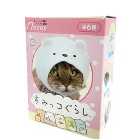Sumikkogurashi Cat Cap Blind Box