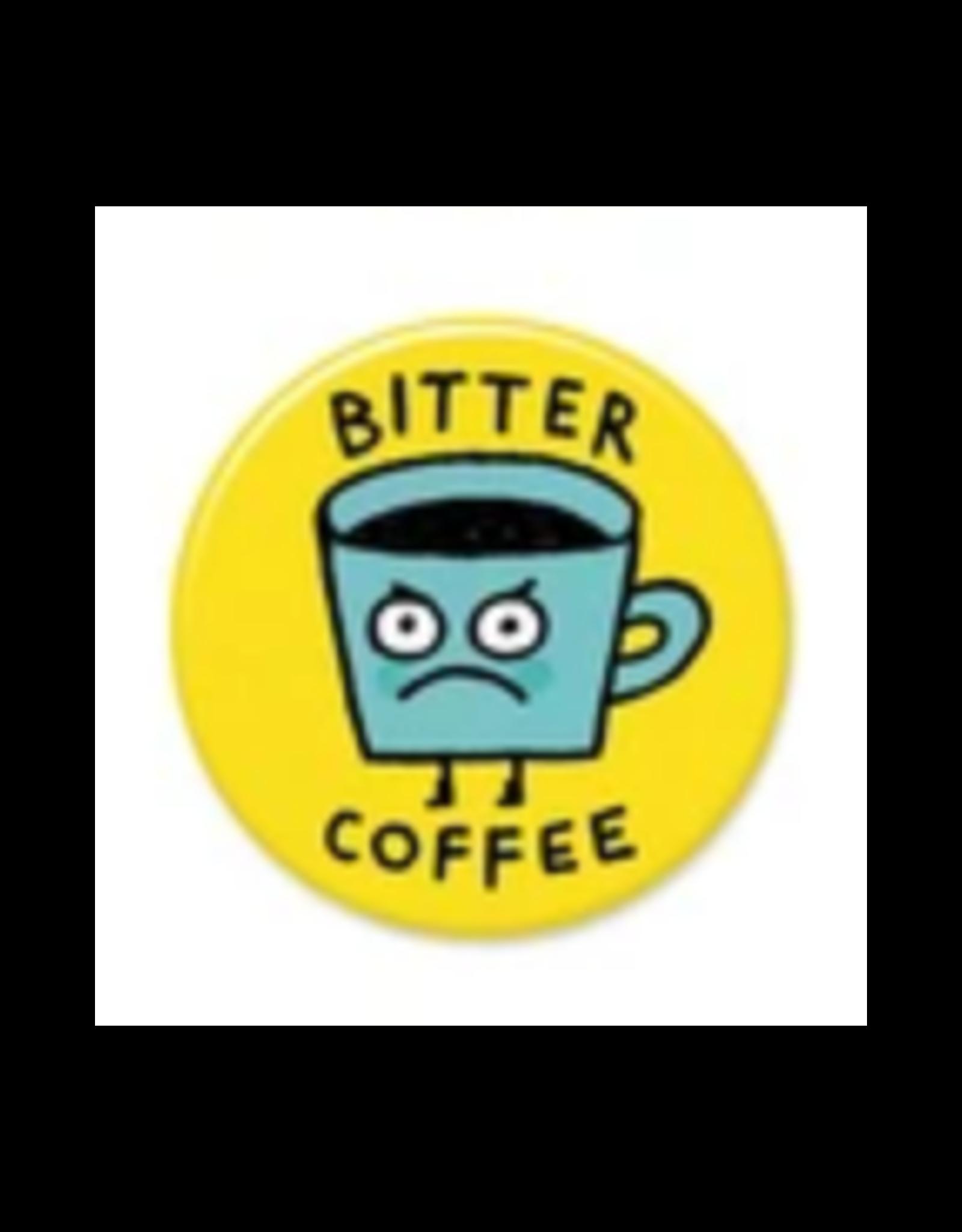 Bitter Coffee Button