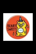 Beary Sweet Honey Button
