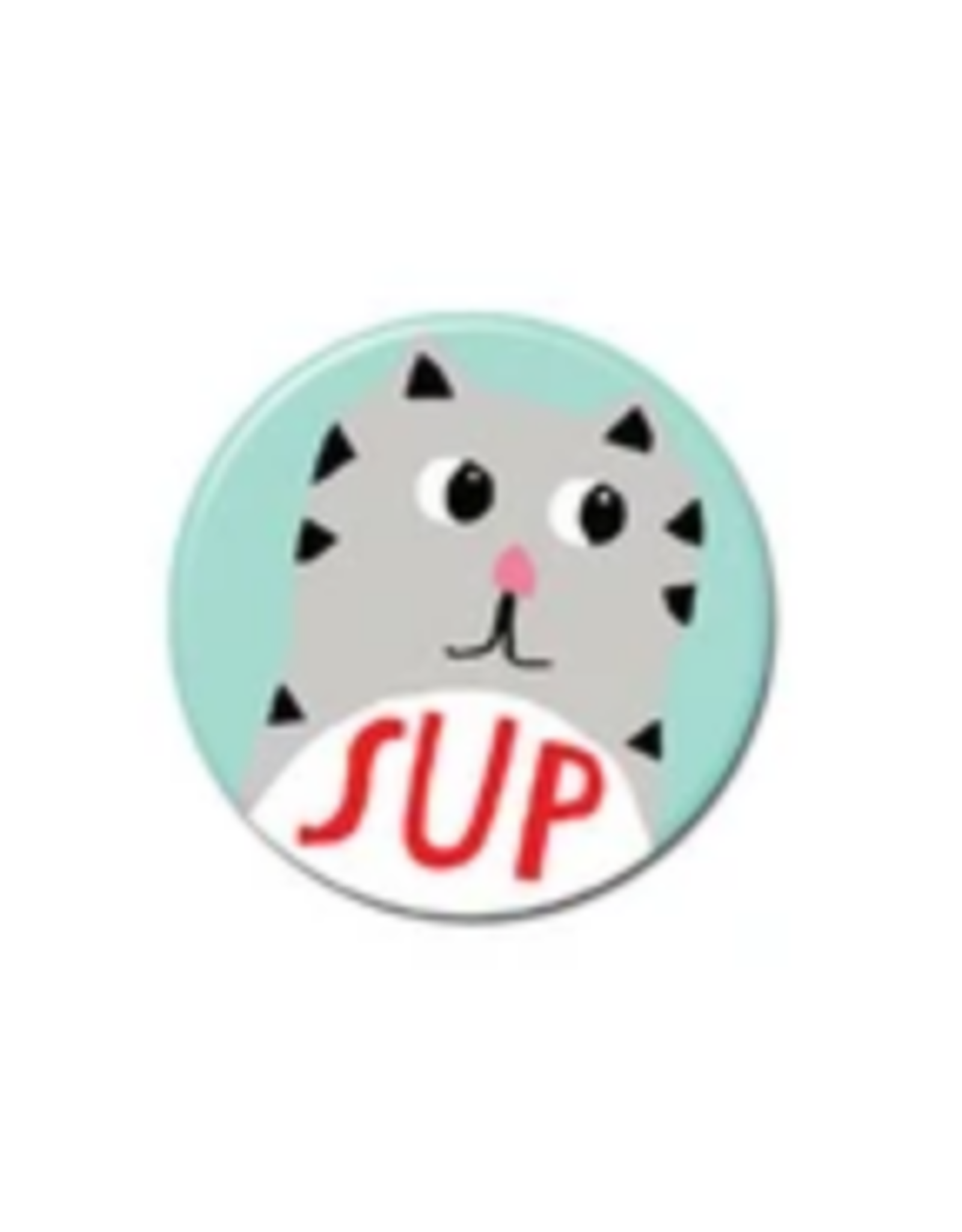 Sup Cat Button