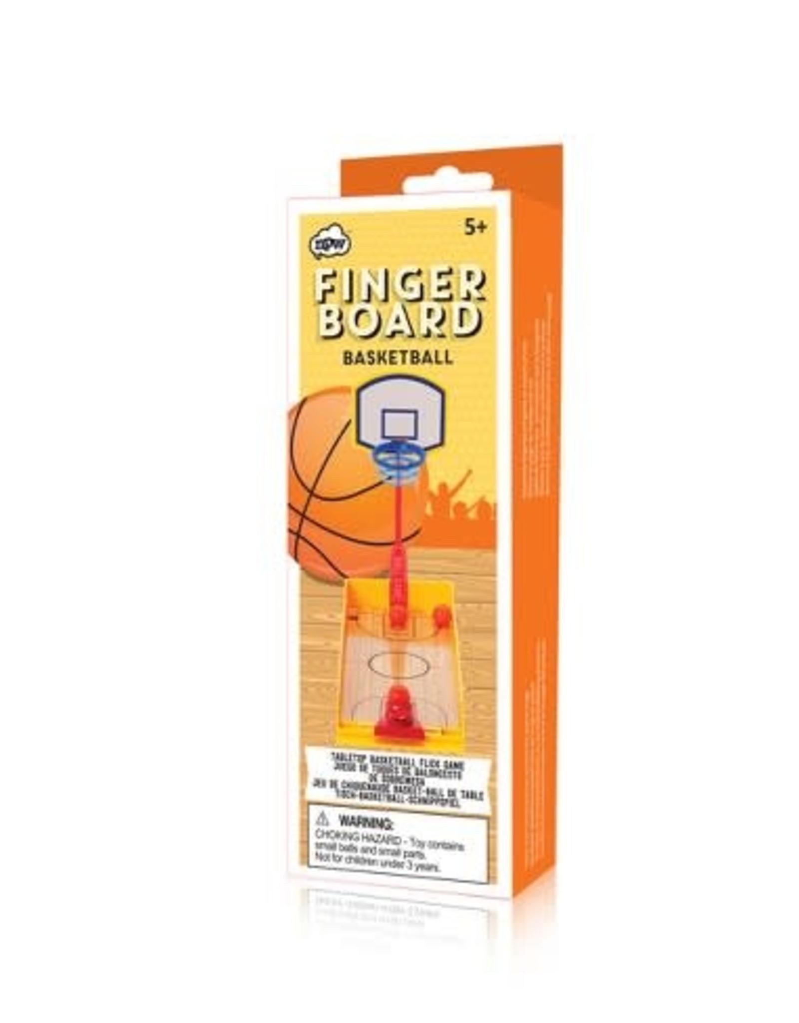 Fingerboard Basketball