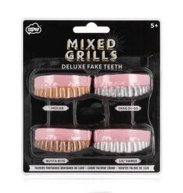 Core Classics - Mixed Grills Teeth