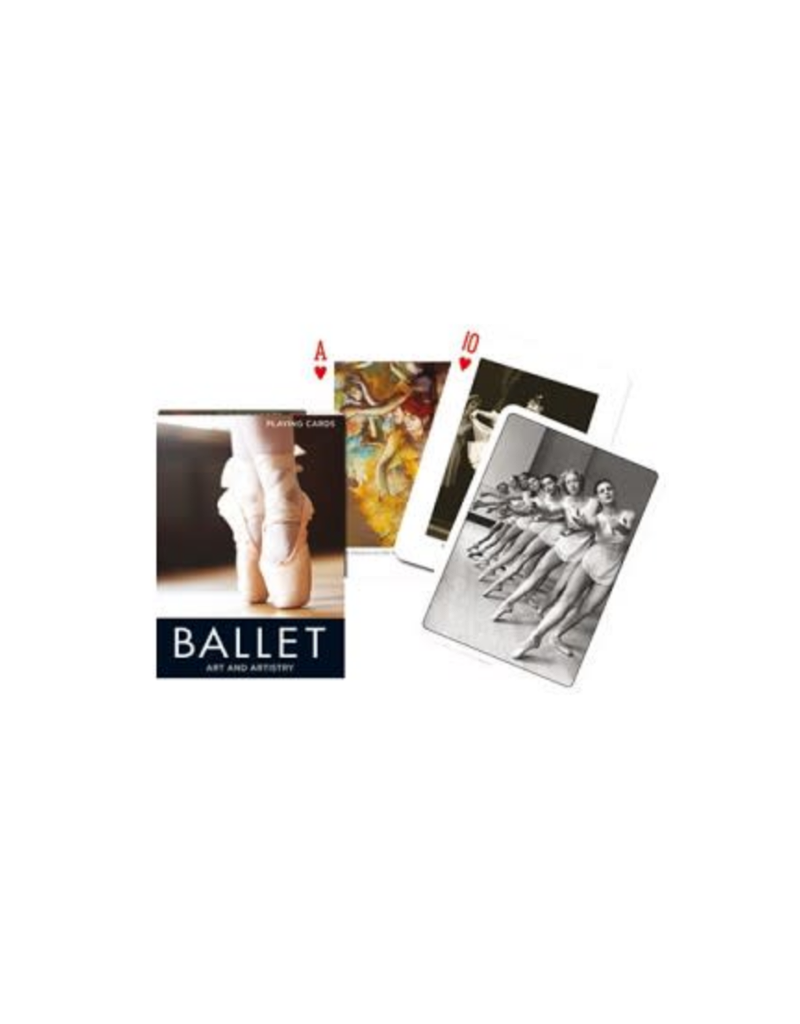 Ballet Single Playing Card Deck