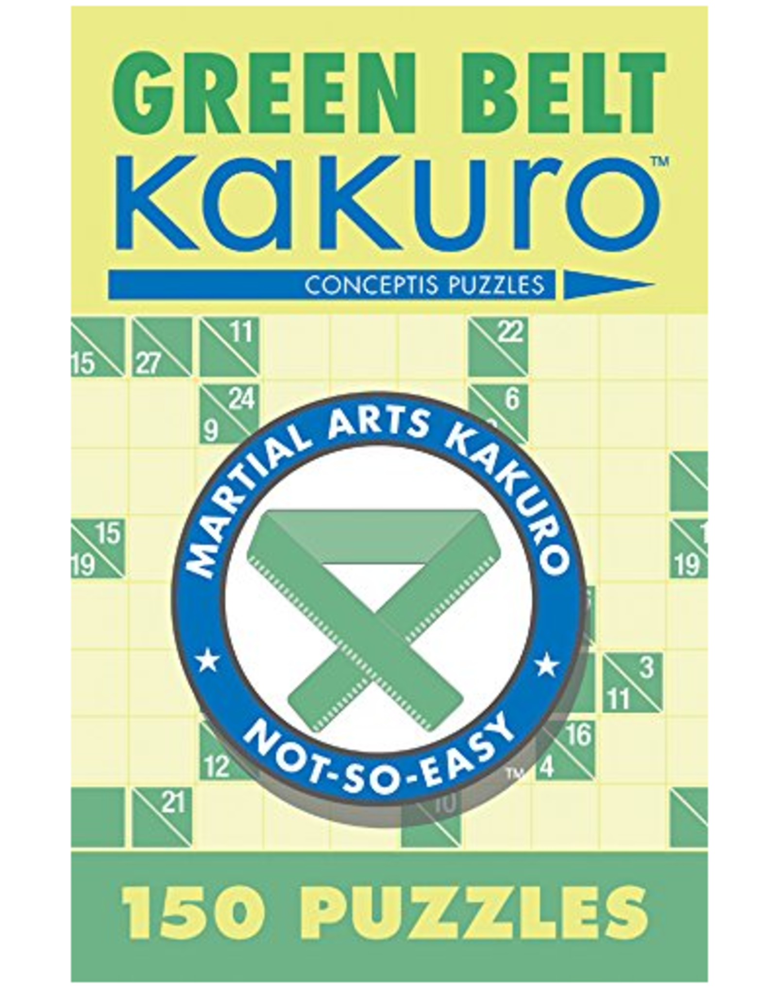 Green Belt Kakuro