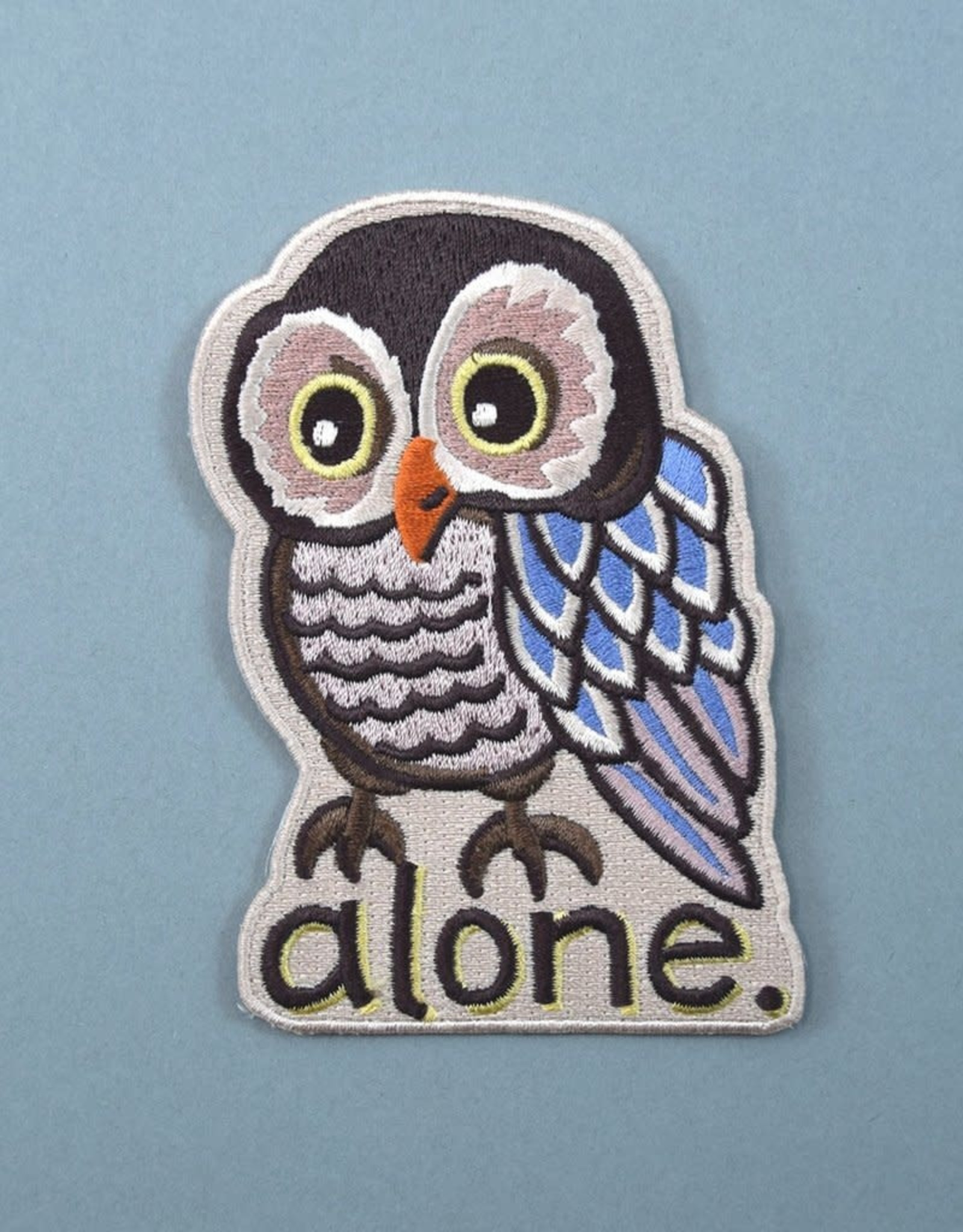 Alone Owl Patch