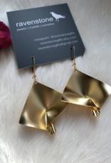 Abstract (Wanton) Earrings