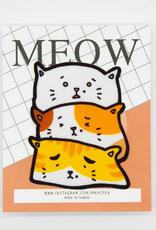 Pyramid Kitties Sticker Patch
