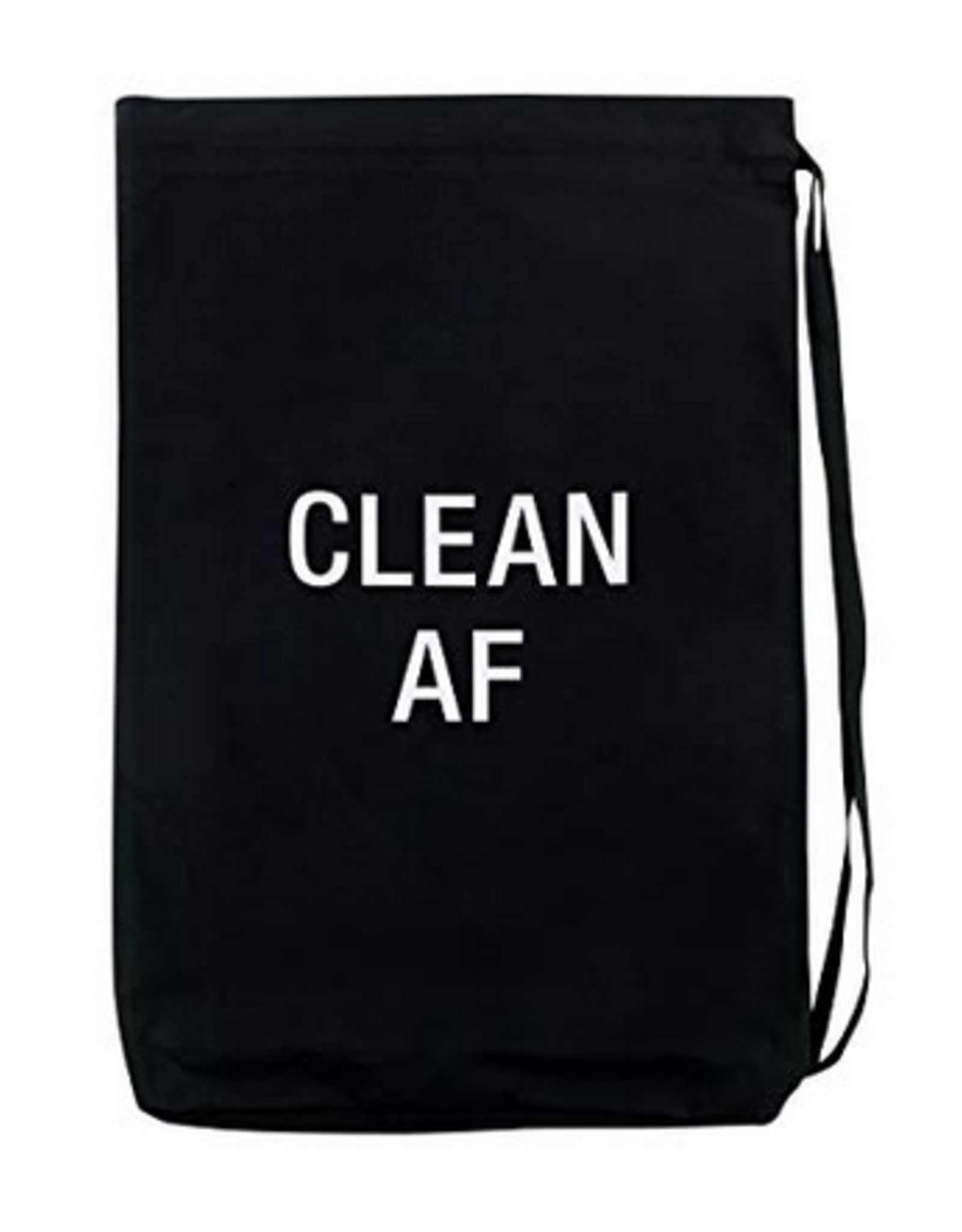 Clean/Dirty AF Laundry Bag